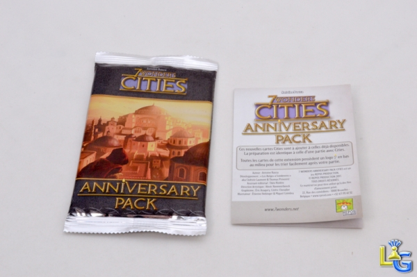 7 Wonders - Anniversary Packs - 1
