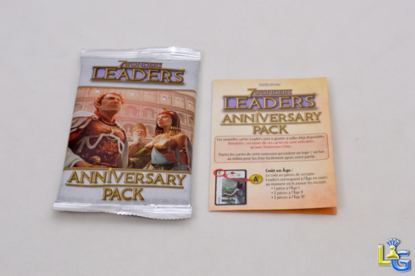 7 Wonders - Anniversary Packs - 4