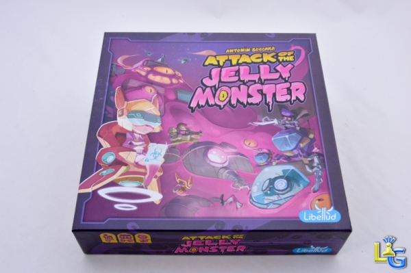 Attack of the Jelly Monster - 1