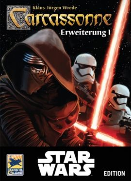 Carcassonne - Star Wars - Extension 1