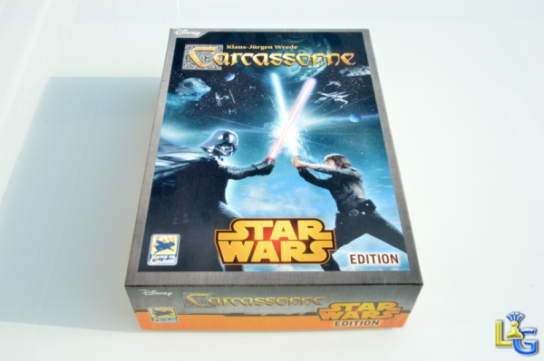 Carcassonne - Star Wars - 1
