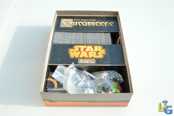 Carcassonne - Star Wars - 3
