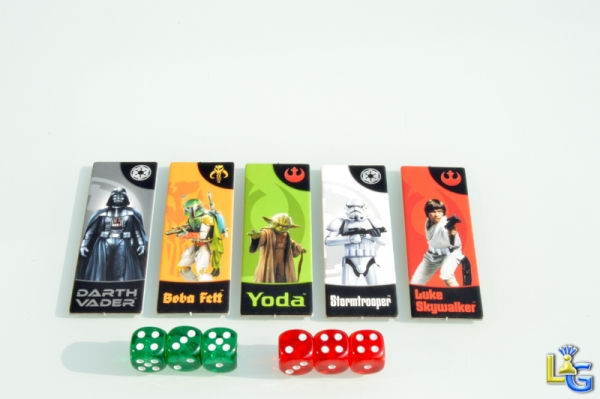 Carcassonne - Star Wars - 4