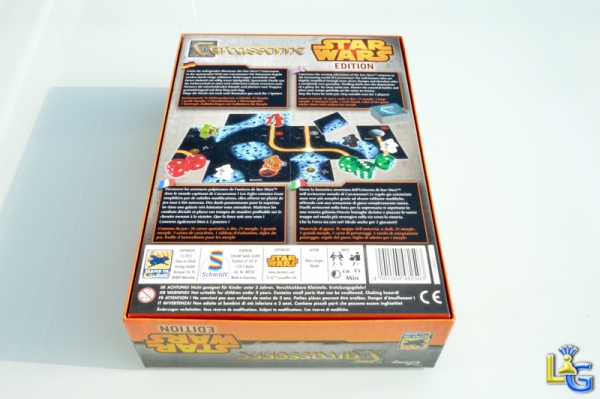 Carcassonne - Star Wars - 7