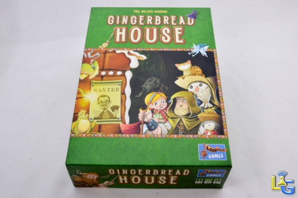 Gingerbread House - 1