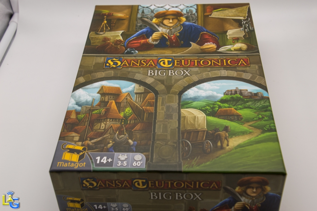 Hansa Teutonica - Big Box - 1