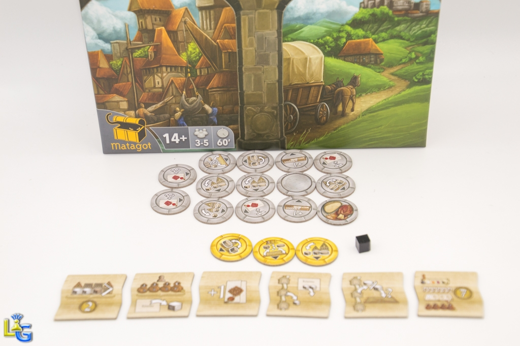 Hansa Teutonica - Big Box - 10