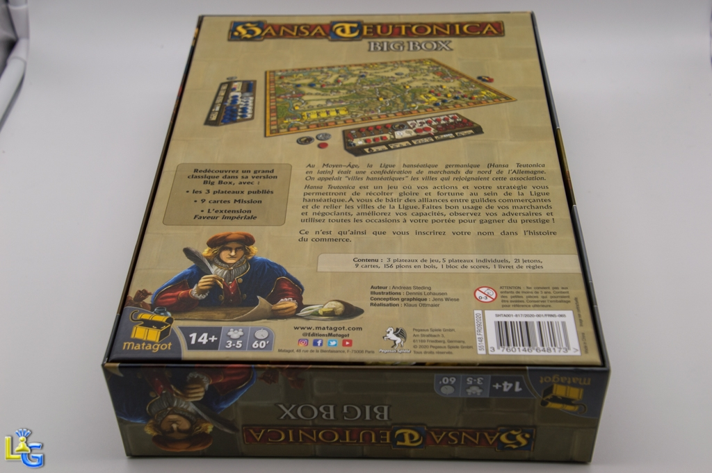 Hansa Teutonica - Big Box - 12