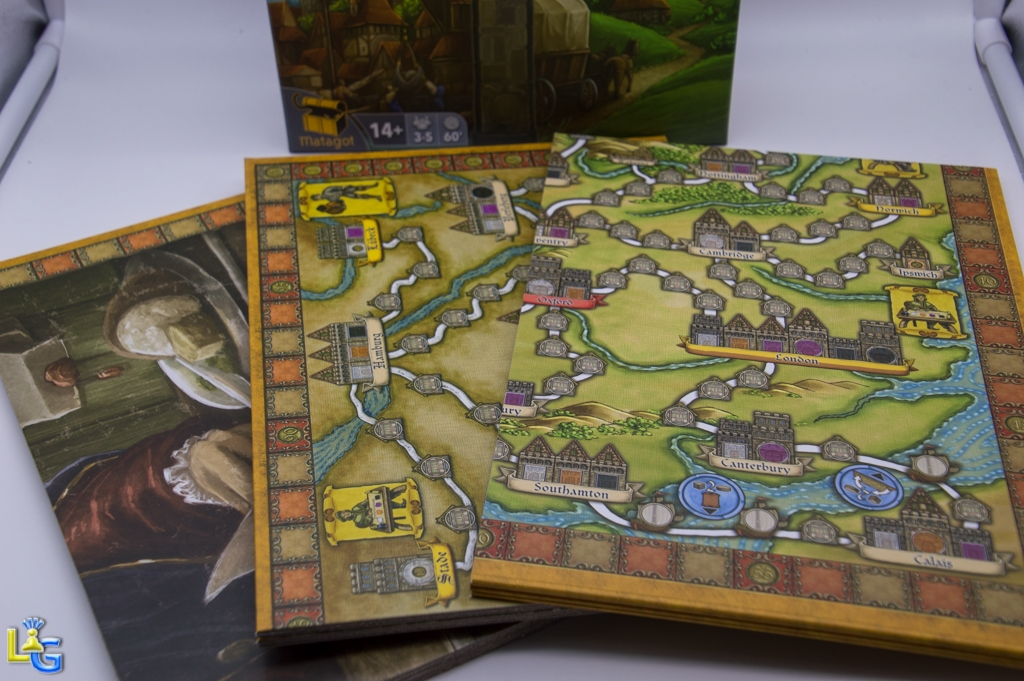 Hansa Teutonica - Big Box - 2