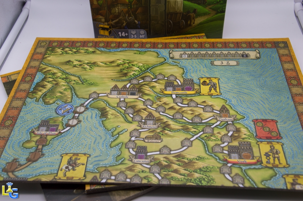 Hansa Teutonica - Big Box - 3