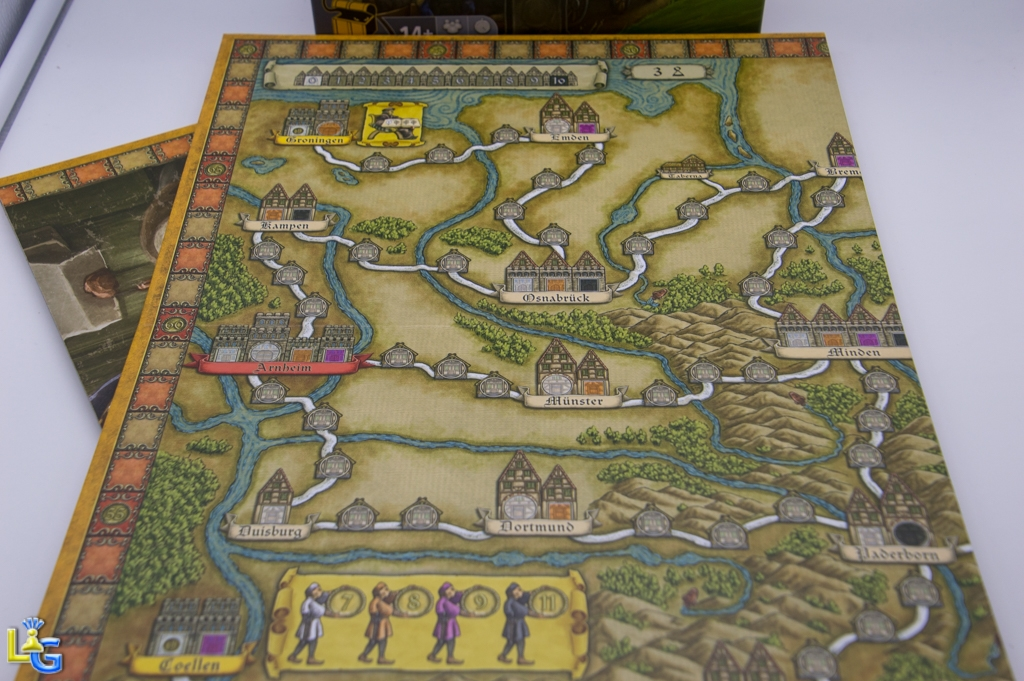Hansa Teutonica - Big Box - 4