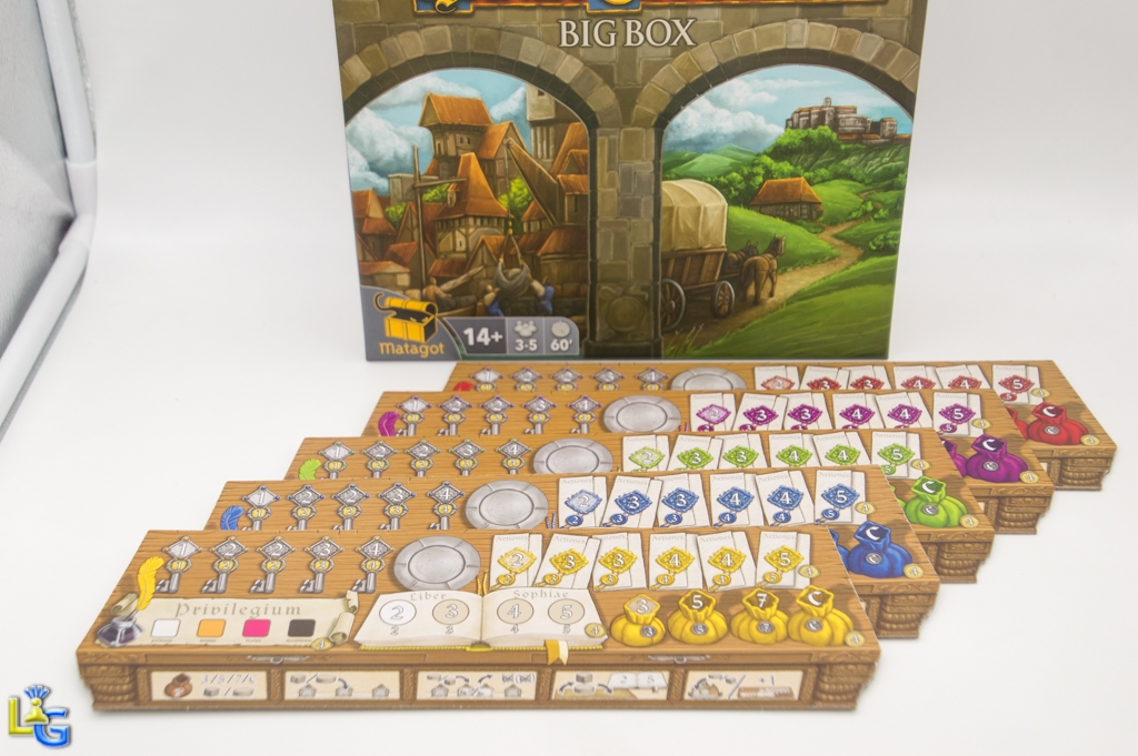 Hansa Teutonica - Big Box - 6