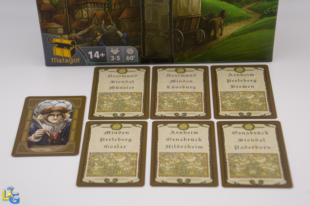 Hansa Teutonica - Big Box - 8