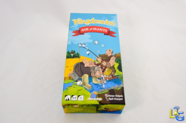 Kingdomino - Age of Giants - 1