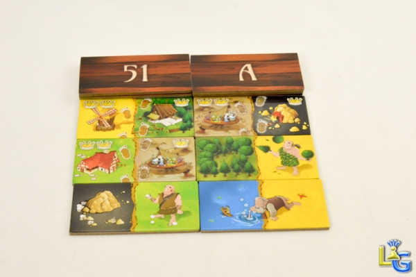 Kingdomino - Age of Giants - 9