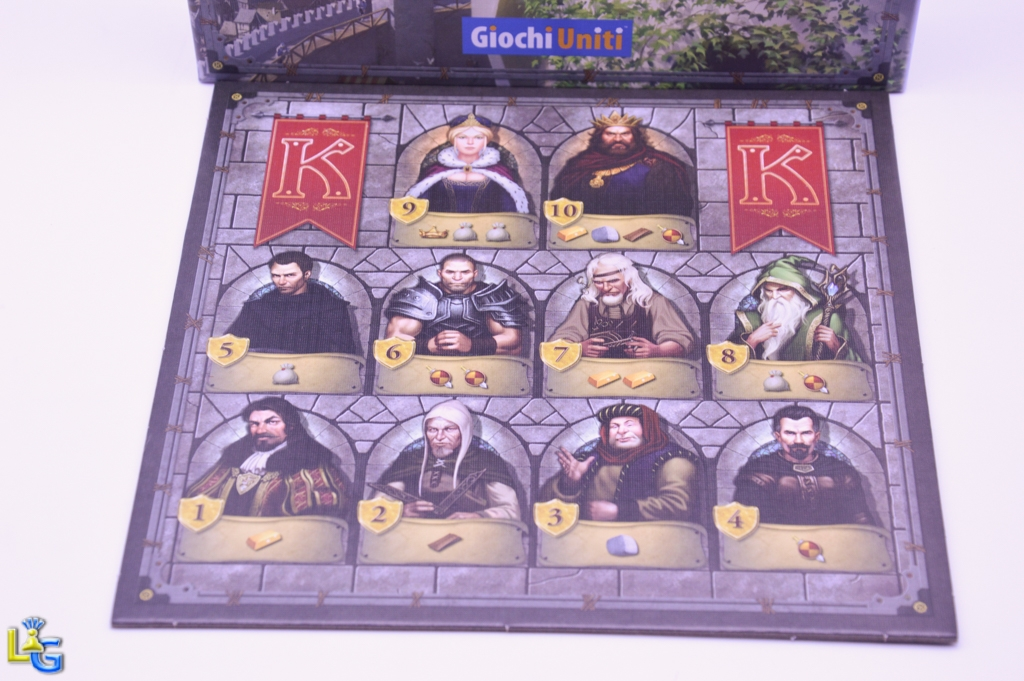 Kingsburg: The Dice Game - 3