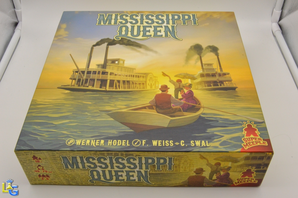 Mississippi Queen - 1