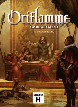 Oriflamme - Embrasement