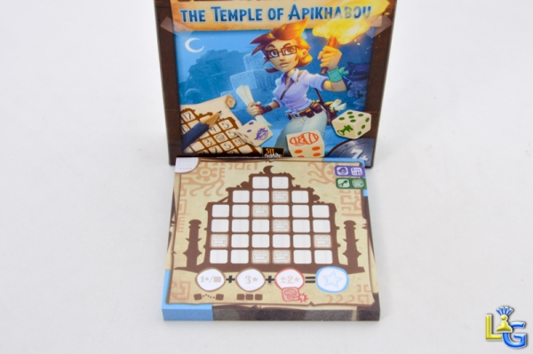 Penny Papers Adventures : Le Temple de Apikhabou - 6