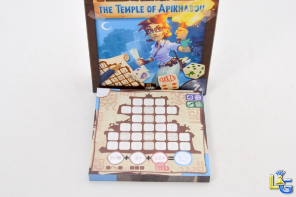 Penny Papers Adventures : Le Temple de Apikhabou - 7