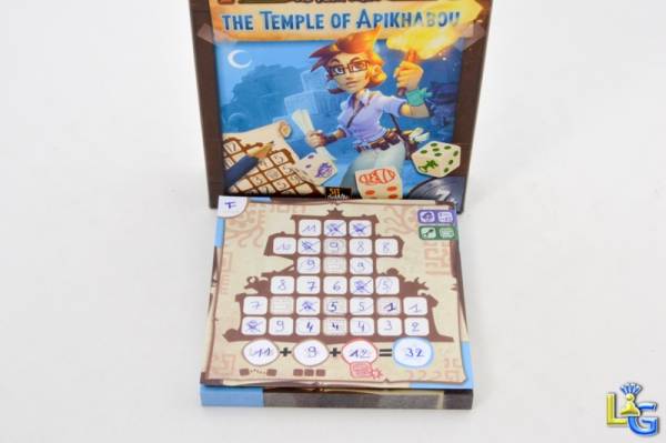 Penny Papers Adventures : Le Temple de Apikhabou - 8