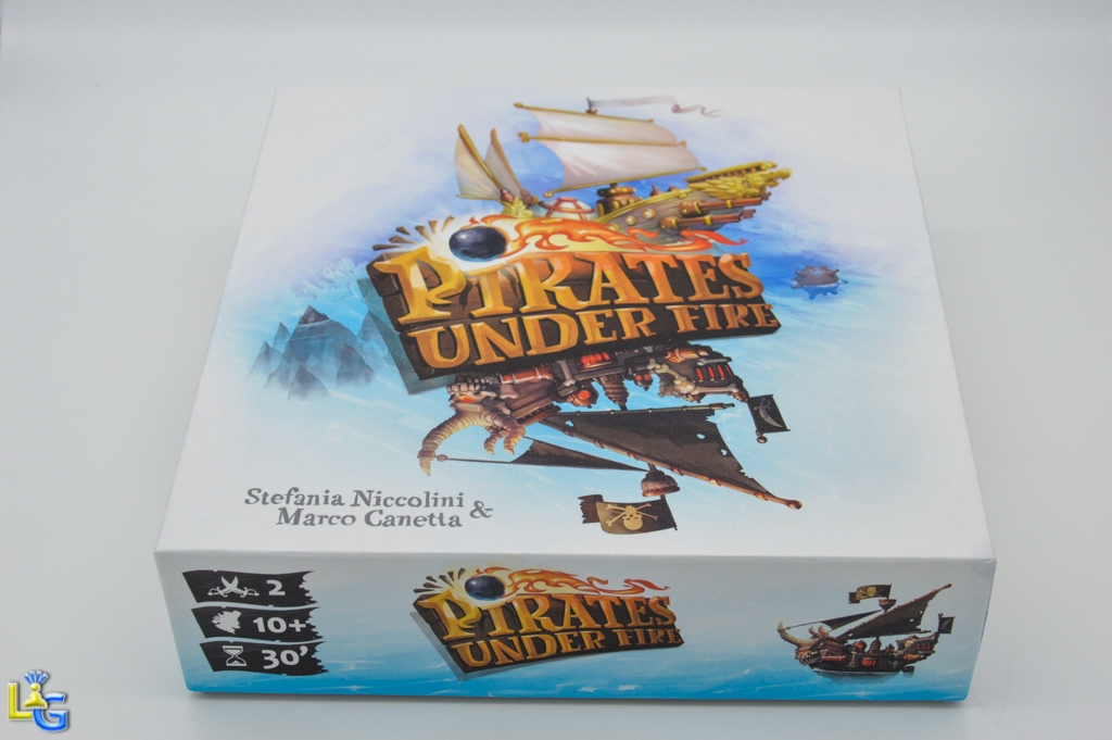 Pirates Under Fire - 1