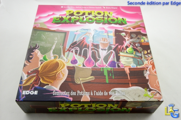 Potion Explosion - 14