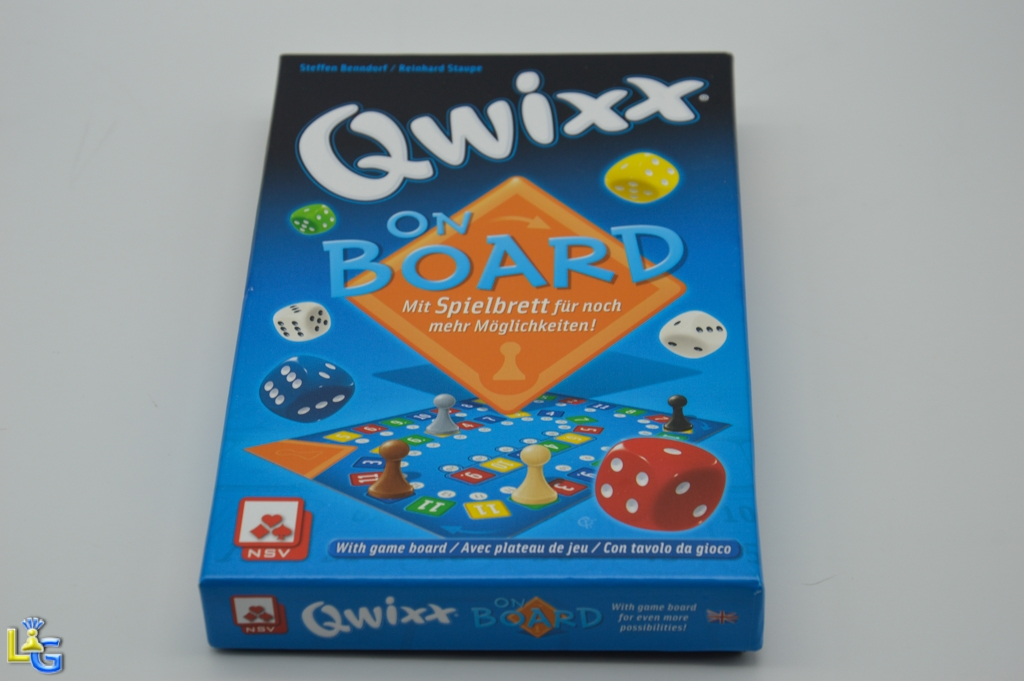 Qwixx On Board - 1