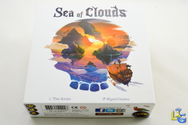 Sea of Clouds - 1