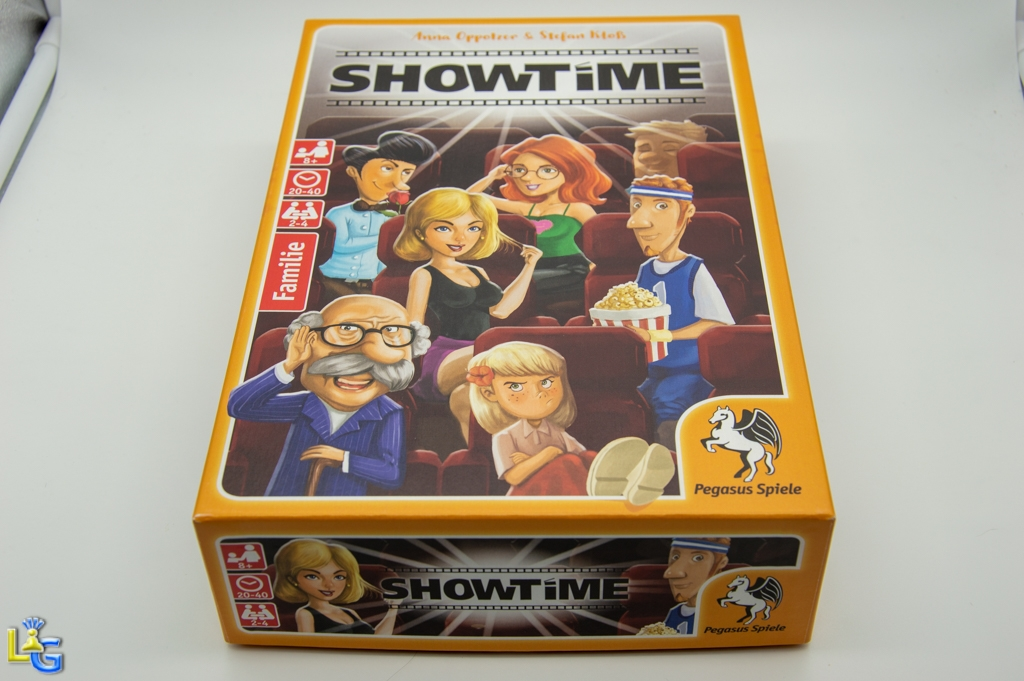Showtime - 1