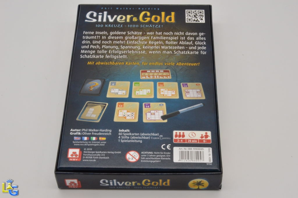 Silver & Gold - 6