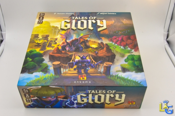 Tales of Glory - 1