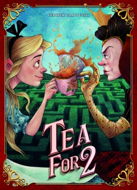 [Avis] Tea for 2 par LudiGaume