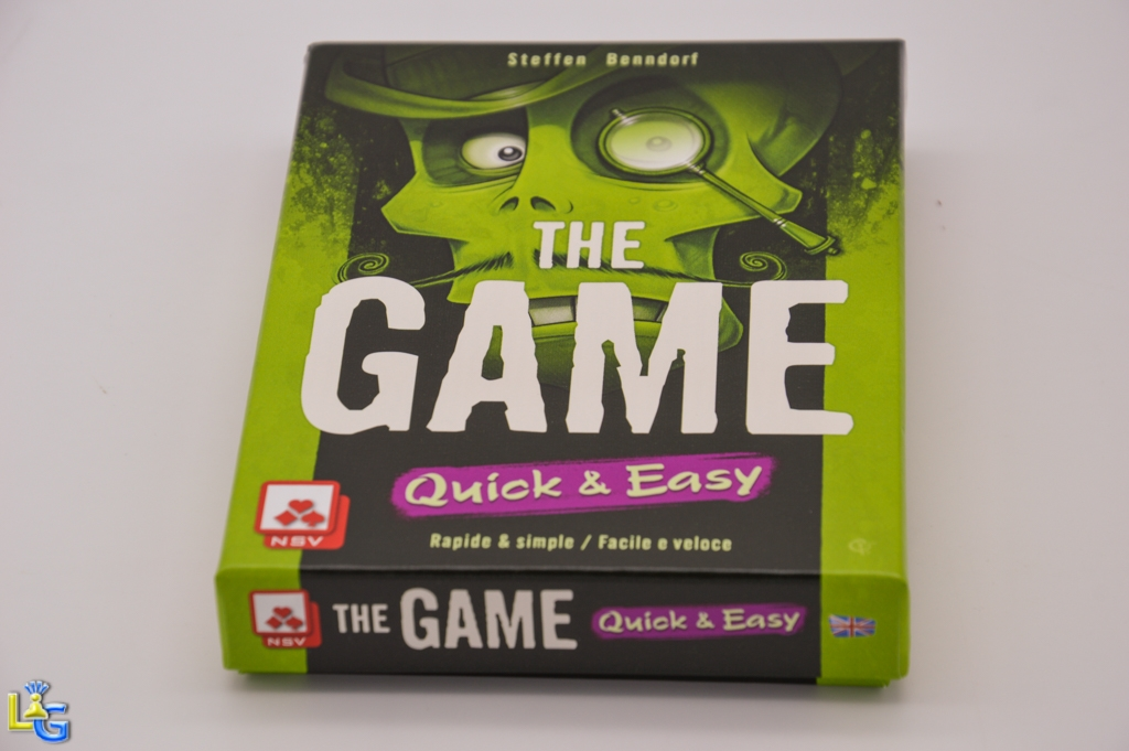 The Game: Quick & Easy - 1