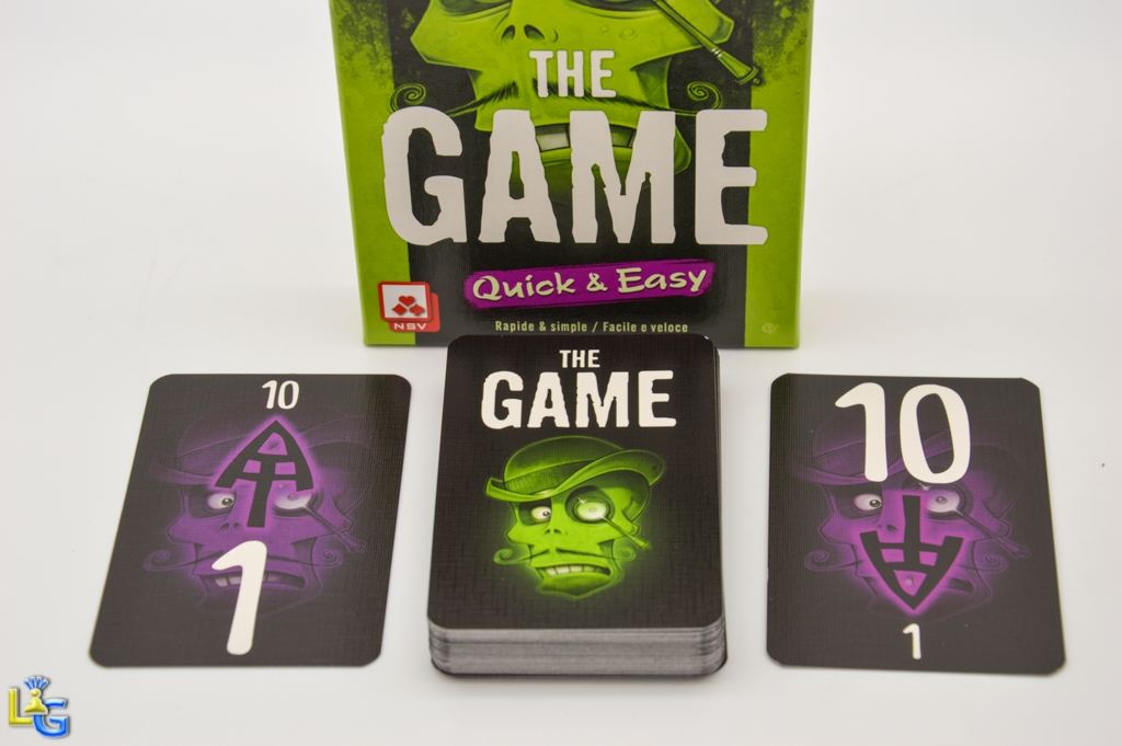 The Game: Quick & Easy - 2