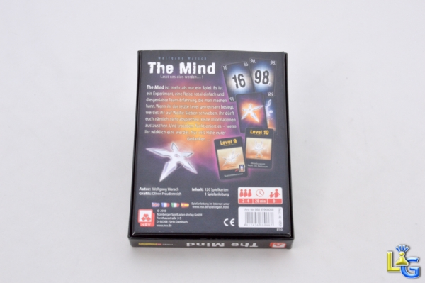 The Mind - 8