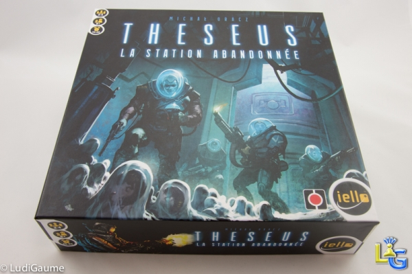 Theseus : La station abandonnée - 1