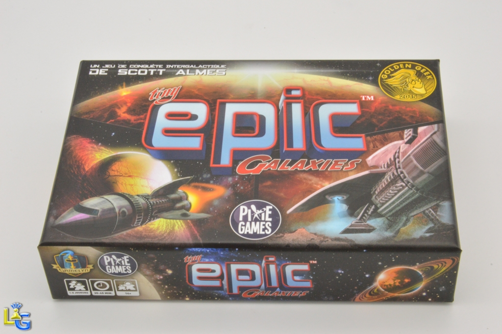 Tiny Epic Galaxies - 1