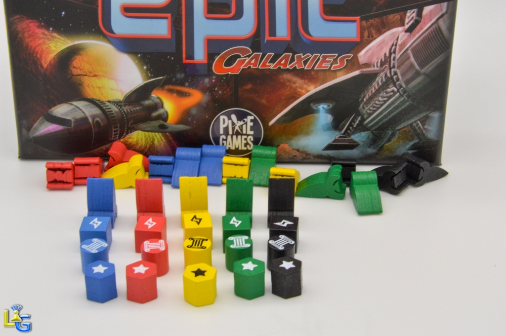 Tiny Epic Galaxies - 2