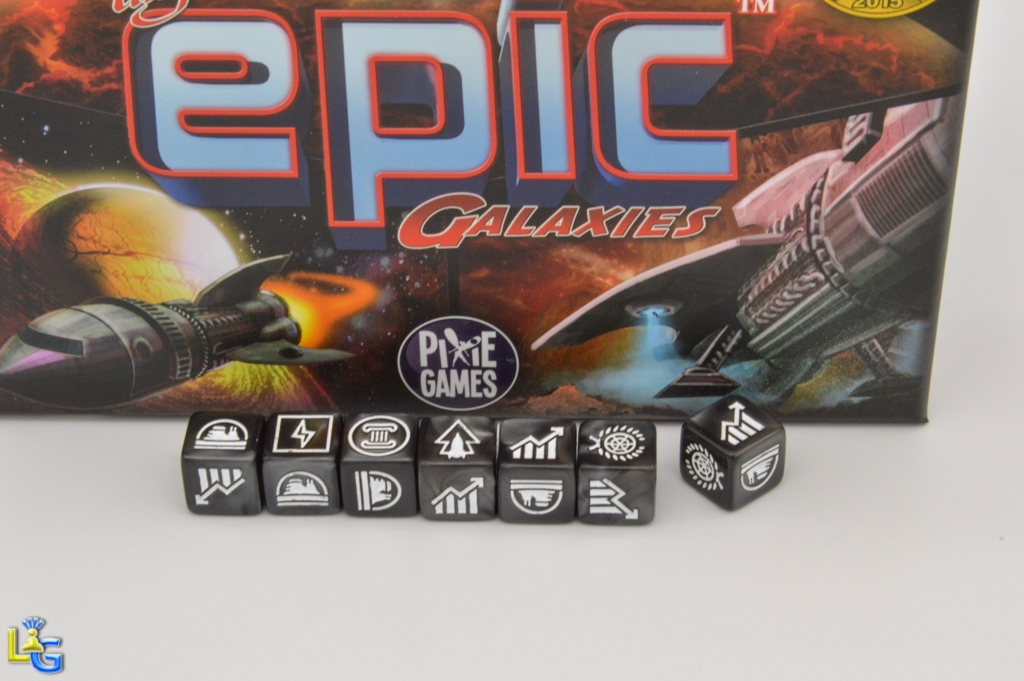 Tiny Epic Galaxies - 3