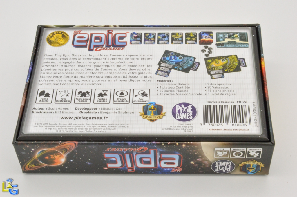Tiny Epic Galaxies - 9
