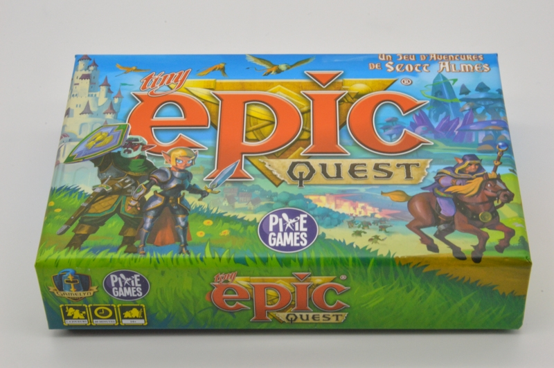 Tiny Epic Quest - 1