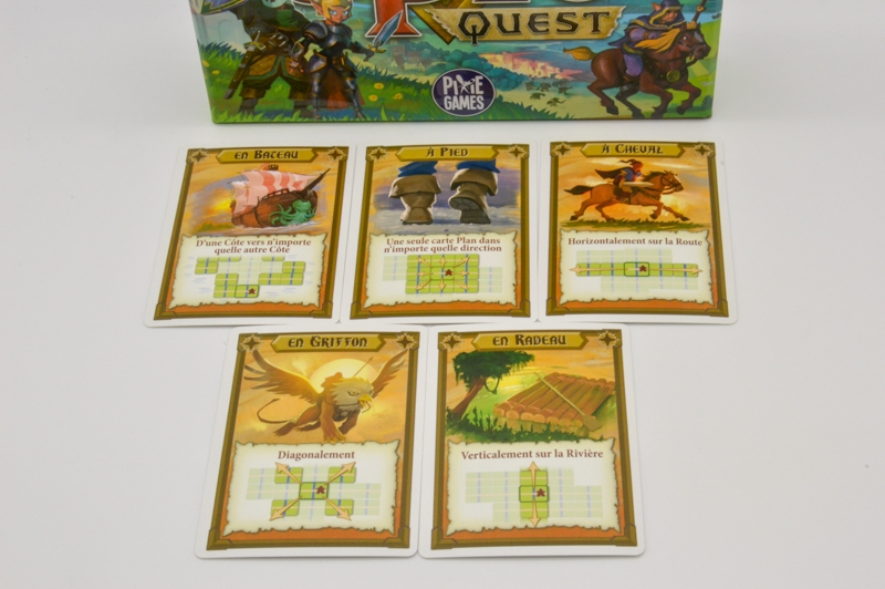 Tiny Epic Quest - 3