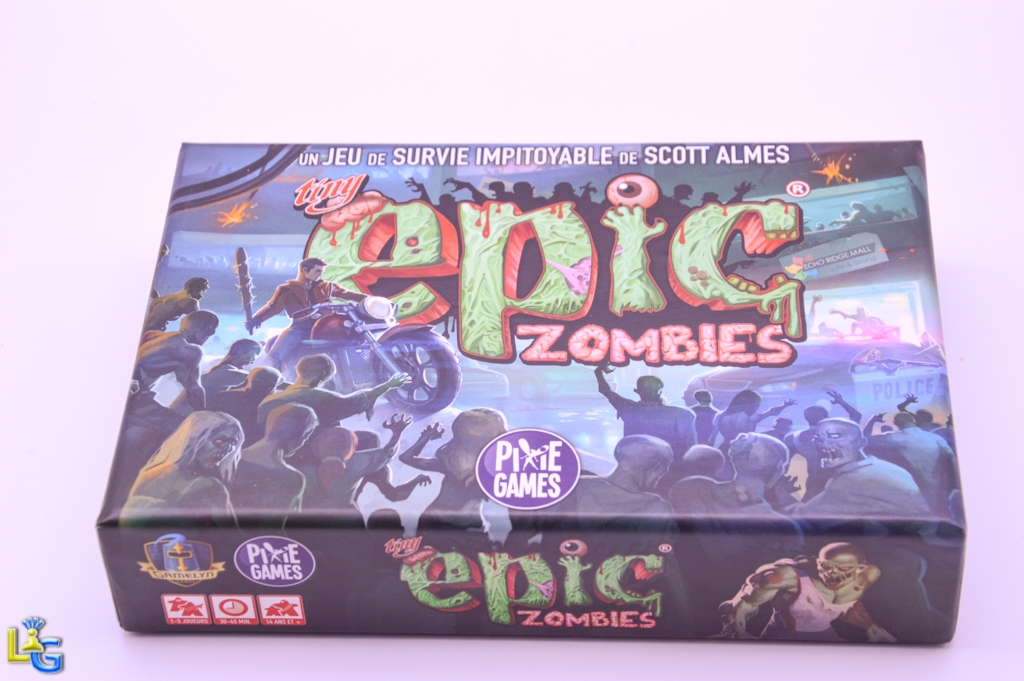 Tiny Epic Zombies - 1