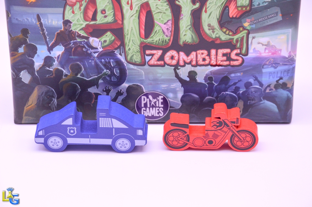 Tiny Epic Zombies - 7