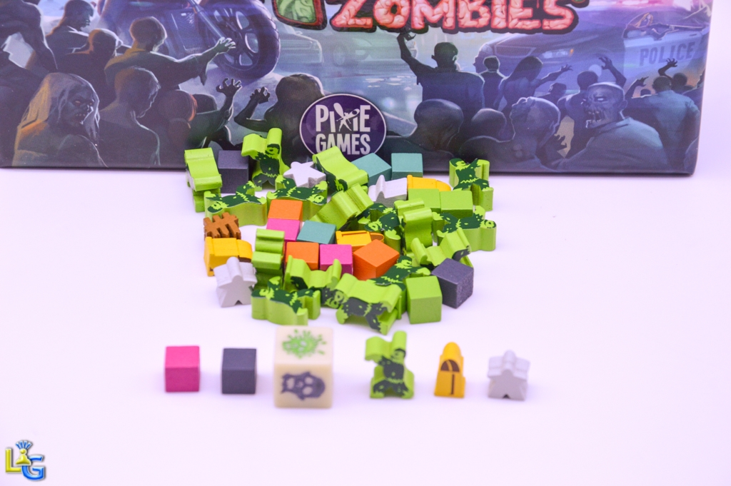 Tiny Epic Zombies - 8