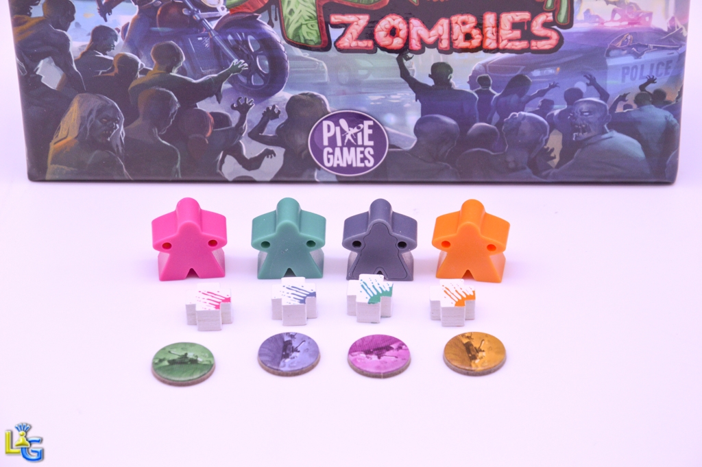 Tiny Epic Zombies - 9