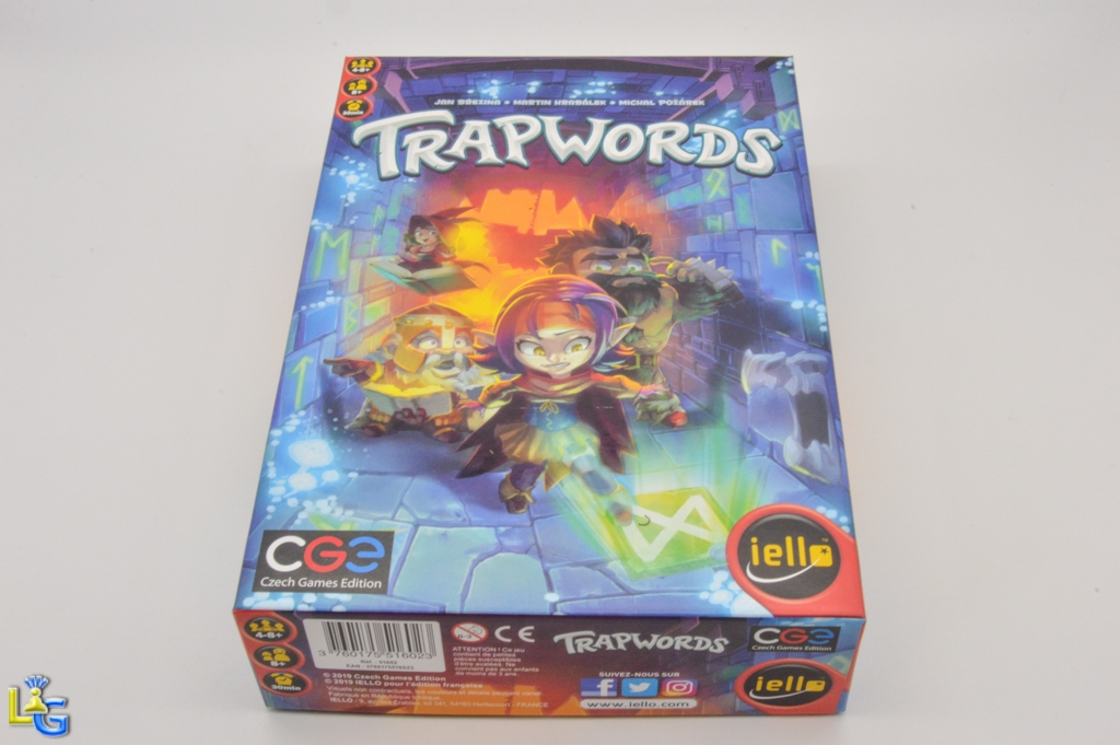 Trapwords - 1