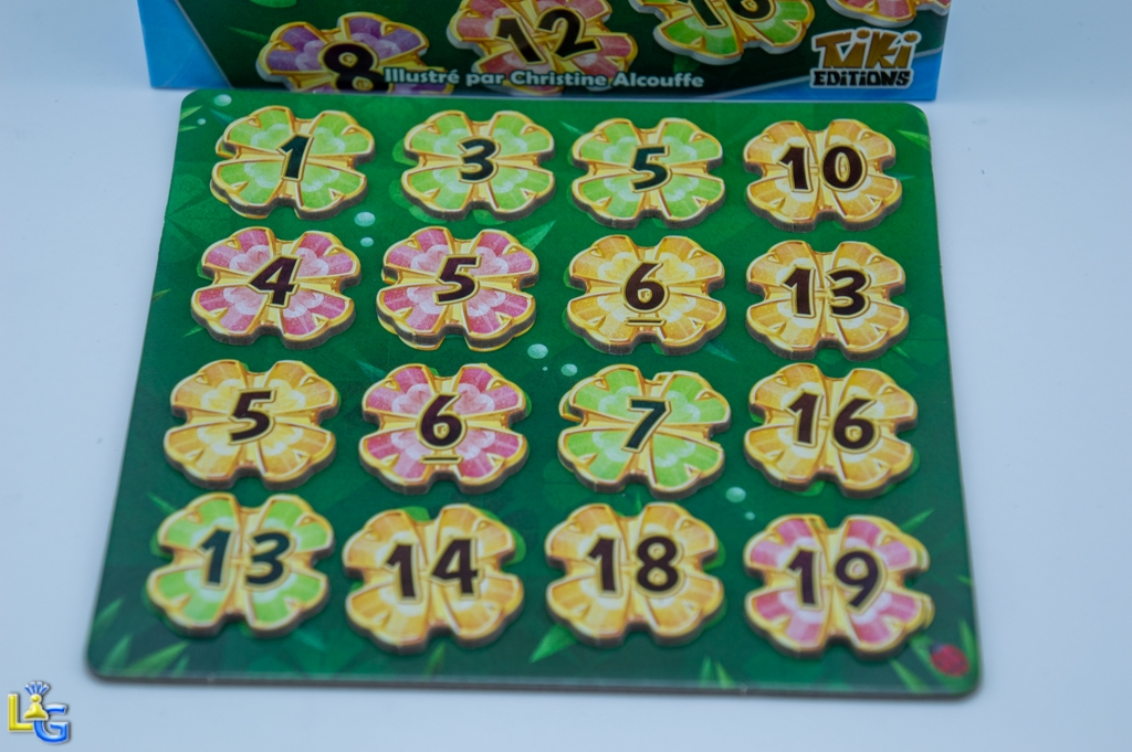 Lucky Numbers - 5