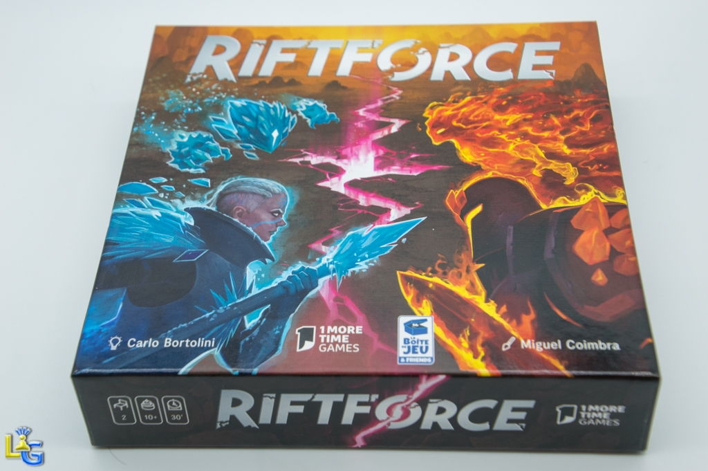 Riftforce - 1